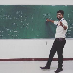 Mr. Karthick Sainathan