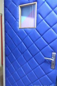 Acoustical Door